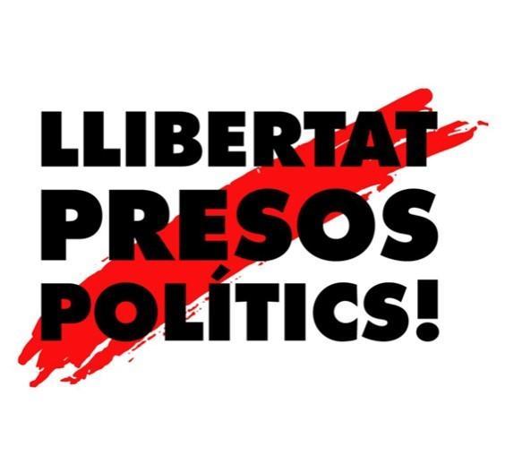 FOLC: «Davant la injustícia i les irregularitats jurídiques i legals,  llibertat i amnistia ara!»