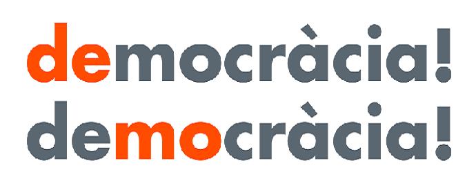Resultat d'imatges de taula per la democracia